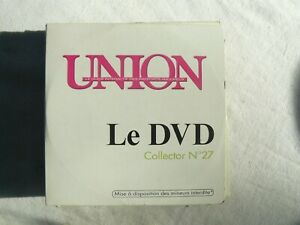 UNION DVD COLLECTOR N°27