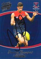 ✺Signed✺ 2014 MELBOURNE DEMONS AFL Card JIMMY TOUMPAS