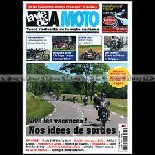 LA VIE DE LA MOTO LVM N°665 NERVOR ★ WOOLER 350 FLYING BANANA ★ LAMBRETTA LN 125