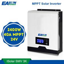3Kva 2400W MPPT Solar Wechselrichter 230V 24V 40A 25A netzunabhängiges Ladegerät