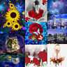 Full Drill DIY 5D Diamond Painting Embroidery Cross Stitch Kits Home Wall Decor