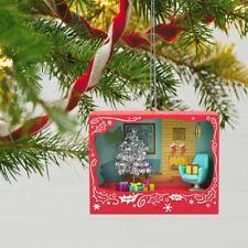 Tinseltime Christmas 2017 Hallmark Magic Ornament Vintage Silver Tree In-Stock