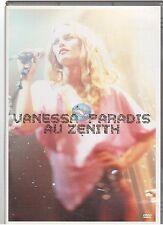 DVD VANESSA PARADIS au zenith - concert live
