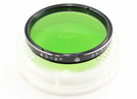 ⭐NEW⭐ Russian Yellow-Green YG-2x Lens Filter 35.5mm Industar 50-2 Smena-8m