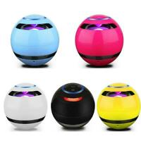 Wireless LED Mini Bluetooth Speaker Portable Super Radio Bass USB/TF/FM A8S3