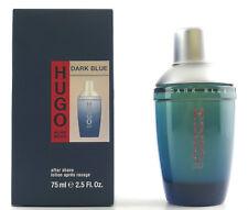 (GRUNDPREIS 106,53€/100ML) HUGO BOSS DARK BLUE 75ML AFTER SHAVE LOTION FOR MEN