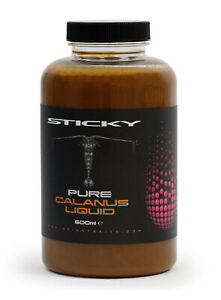 New Sticky Baits Pure Calanus Liquid - 500ml Bottle - Carp Fishing