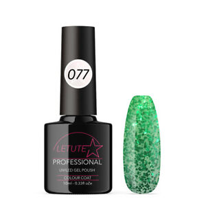 077 LETUTE™ Malachite Soak Off UV/LED Nail Gel Polish