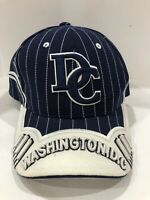 WASHINGTON DC Baseball Cap Hat Size Adjustable Strapback by CITY HUNTER
