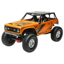 Axial Wraith 1/10 RTR Scale 1.9 Electric Rock Crawler (Orange) - AXI90074T1