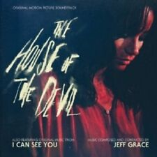 THE HOUSE OF THE DEVIL/I CAN SEE YOU  CD NEW+ GRACE,JEFF