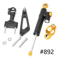 Amortiguador de dirección Kit para Honda CB600F HORNET 2007-2016
