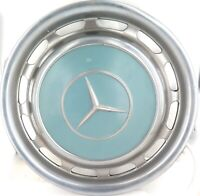 ".VINTAGE / USED 1960s - 1980s MERCEDES BENZ 38 CMS / 13"" HUBCAP. W108 - W116 #2"