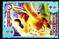 PROMO POKEMON JAPANESE CARD -CAJ- (35x53mm) N° 4 R RAICHU