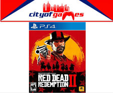 Red Dead Redemption 2 PS4 Game Brand New & Sealed In Stock