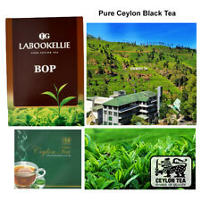 labookellie Pure Ceylon Black Tea Leaf BOP natural premium drink 200g sri lanka