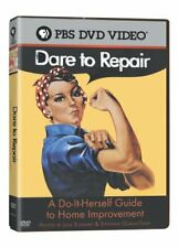Dare to Repair Do-It Herself Guide to Home Improvement DVD NEW