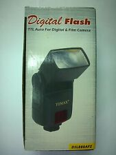 TUMAX DSL880AFZ Flash for Nikon D40 D60 D3000 D3100 D3200 D5000 D5100 D5500