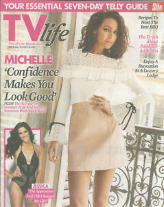 TV Life: Michelle Keegan, Jess Cunningham, Sara Cox, Holly Willoughby; 13.8.2017