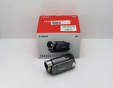 CANON FS37 CAMCORDER BOXED 16GB FLASH MEMORY SD / SDHC CARD DIGITAL VIDEO CAMERA
