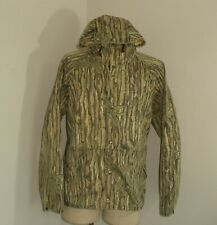 Vintage Cabela'S Cabelas Realtree Camo Goretex Gore-Tex Hooded Jacket Usa Made L
