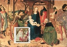 "BRD MK 1992 ""  Christi Geburt ""  MAXIMUMKARTE Nr. 59 / 92"