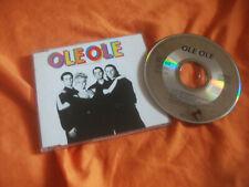 OLE OLE, MARTA SANCHEZ, LOVE CRUSADERS CD SINGLE