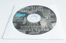 Walls of rome-star Legions-strike squad