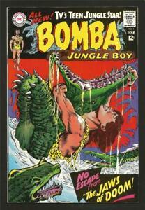 Bomba The Jungle Boy #1, Oct. 1967