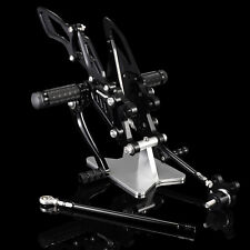 Neverland CNC Rearsets Foot Pegs for Honda Cbr600rr 2003 2004 2005 2006