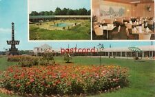 RESTE' MOTEL Emporia VA, H.J Moseley Manager, Look for the Eiffel Tower, Free TV