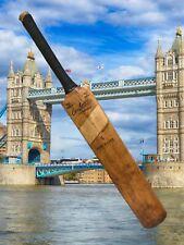 "Vintage Cricket Bat, ""Colin Cowdrey"" w/ Facsimile Signature made in England"