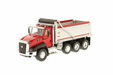 Caterpillar® 1:50 scale Cat CT660 Dump Truck - Red - Diecast Masters 85502
