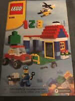 LEGO Instruction MANUAL ONLY No Bricks 6166