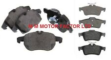 VAUXHALL VECTRA C 1.8 1.9 2.0 2.2 CDTI (02-) FRONT and REAR BRAKE DISCS PADS SET