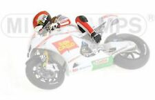 MINICHAMPS 312 110158 FIGURINE MARCO SIMONCELLI MotoGP 2011 HANGING OFF 1:12th