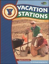 BJU Press - Vacation Stations: Egyptian Excursion (6th to 7th) 506360