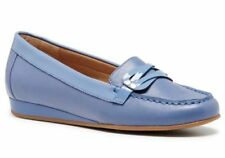 Hush Puppies Loafers Leather Flats for Women
