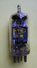 "LAMPE TUBE RADIO TSF "" MILITARIA"" RTC ECF80 (51).*"