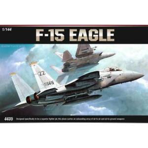 Academy 12609 1/144 F-15C Eagle Plastic Model Kit Brand New