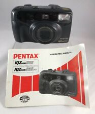 pentax auto focus film cameras with red eye reduction ebay rh ebay com Pentax IQZoom 200 Pentax IQZoom 200