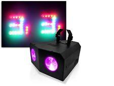 DMX RGB DJ Party Rotating LED Stage Lighting Club Halloween Xmas Club Dance Pub