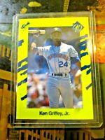 1990 CLASSIC YELLOW KEN GRIFFEY JR. MARINERS #T1~