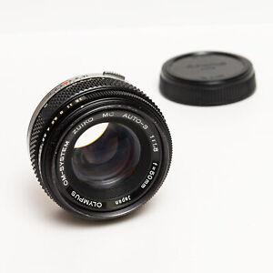 Olympus 50mm f/1.8 Zuiko MC Auto-S prime lens for OM1 OM2 etc - sample pics