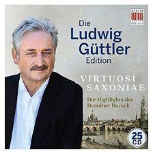 Bach / Guttler / Vir - Ludwig Guttler Edition [New CD]