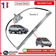 Mecanisme Leve Vitre Electrique Avant Droit Sénic 1 & RX4 Jusque 2003 7700838591