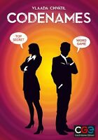CGE: Codenames game (New)