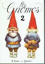 Los gnomos, volumen 2. Will Huygen (texto) y Rien Poortvliet (ilustraciones).