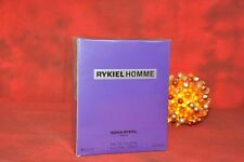 Sonia Rykiel Homme  EDT 125ml., Discontinued, Very Rare, New in Box, Sealed