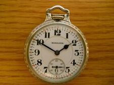 Railroad Pocket Watch Very fine Hamilton 950